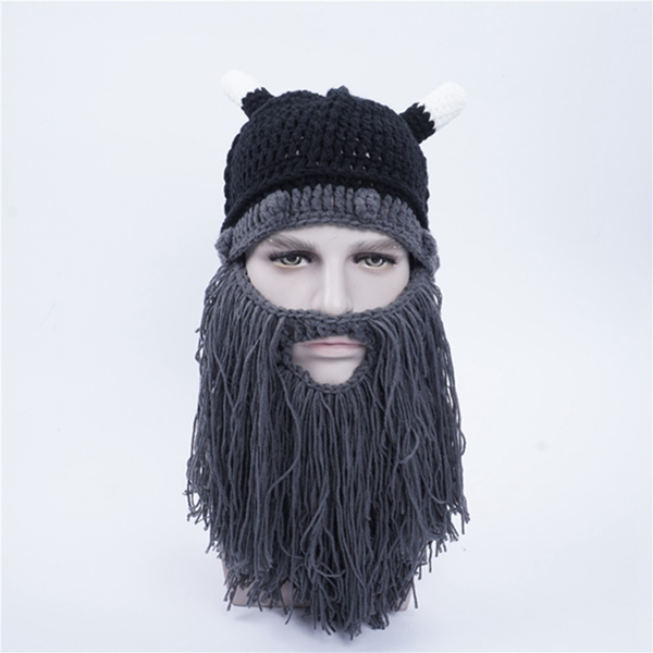 Viking Beard Hat, Viking Beard Hat Suppliers and Manufacturers at ...