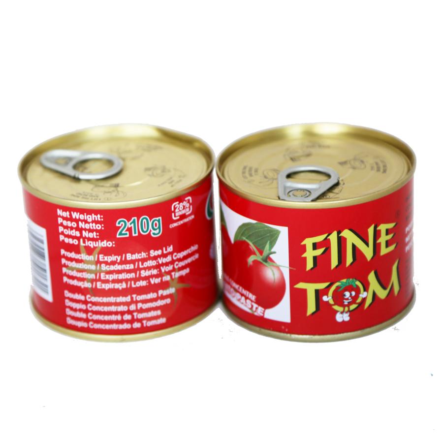kleine dose tomatenmark