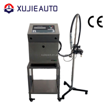 automatic sticker label inkjet printer machine