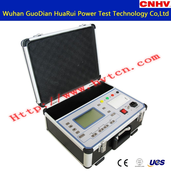 This type of tester is used to measure and analyze the electric property of the on-load tap-changer of power transformer