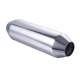 MF-003 Aluminized Wholesale Motorcycle Muffler Exhaust Pipe Car Exhaust Muffler