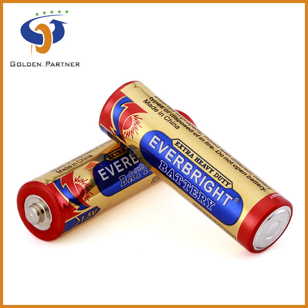 Export Super Quality 1.5V Carbon Battery For Portable Radio