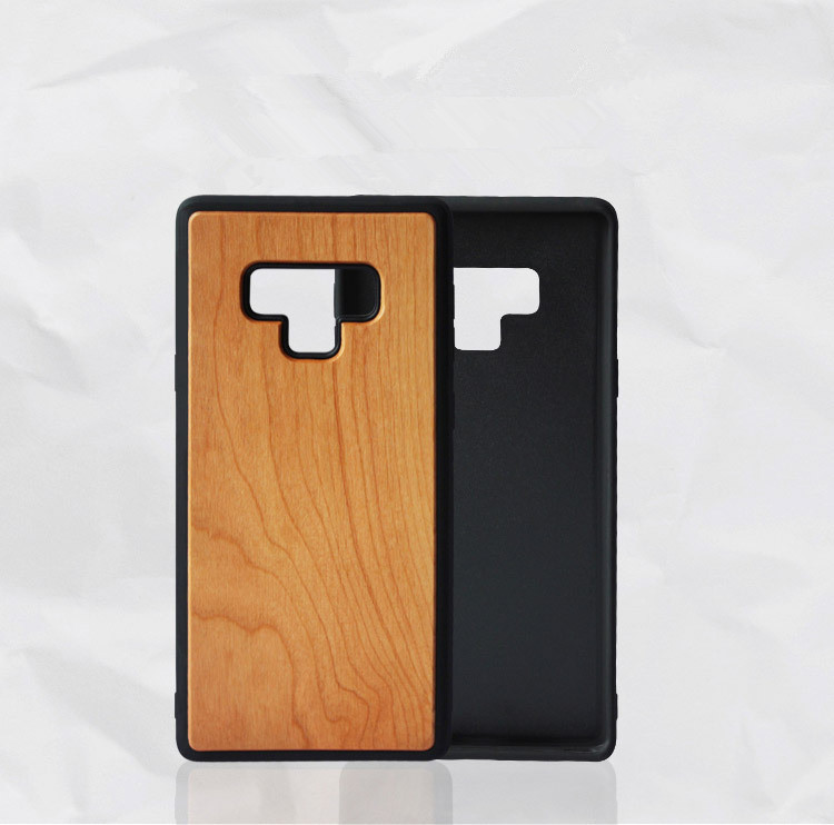 Nature Wooden TPU Wood <strong>Case</strong> Cover For <strong>Samsung</strong> Galaxy Note 20