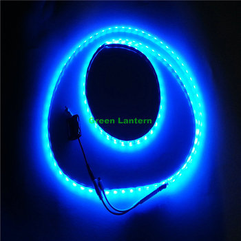 High Bright Small Battery Operated Led Light Strip With CE ROHS