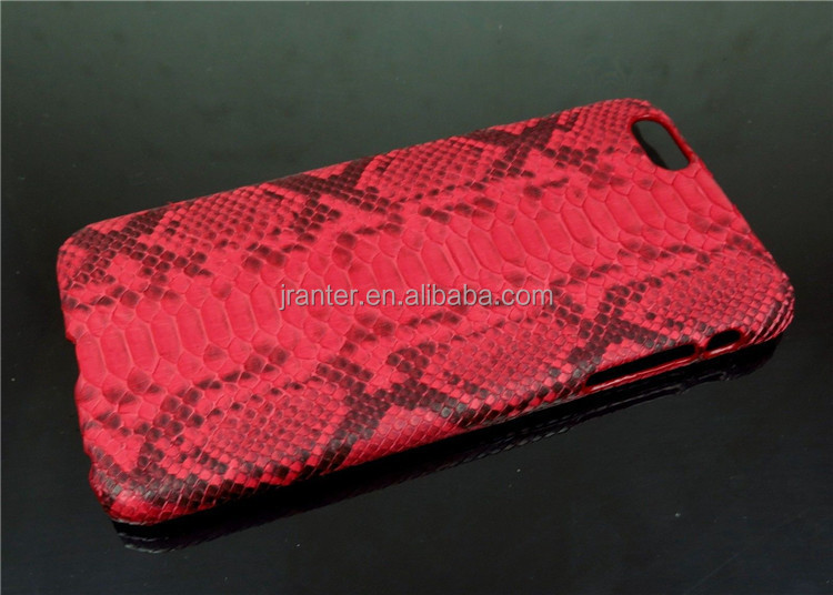 Mass Production Case for Iphone 4 Real Python Snakeskin Manufacturers