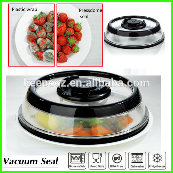Microwave Vacuum Press Dome Lid As Seen On Tv Hot Promotional Gift Item Whole
