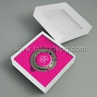 CR-MA3796 silver coins purse hanger for closet walmart