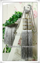 Hot sell decorative cord tieback tassel made in china