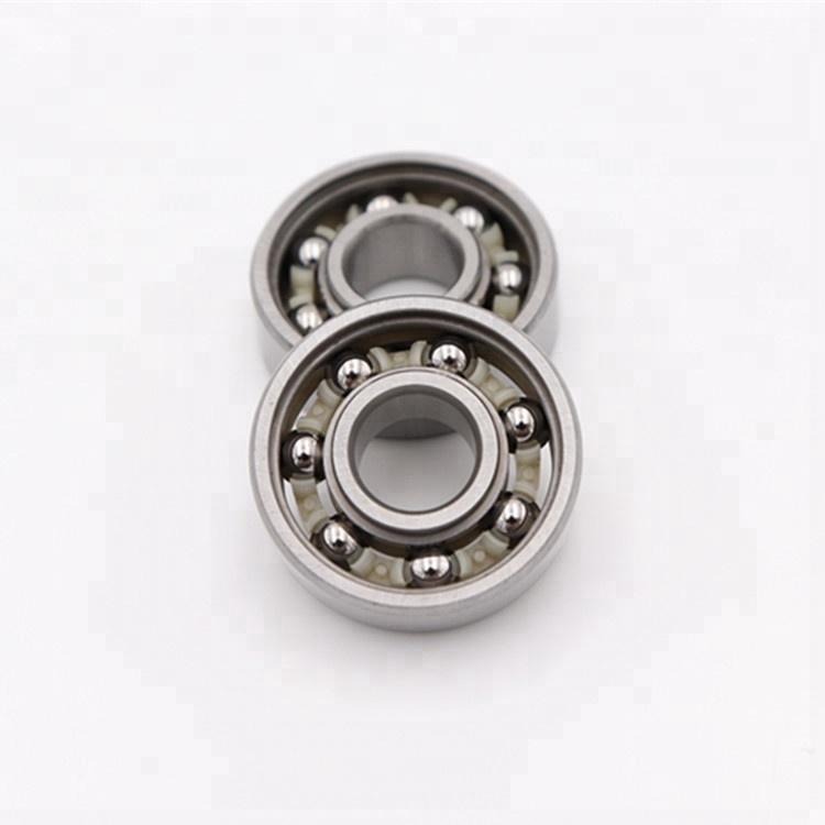 12,7*28.575*7.938mm pulgadas brida rodamiento FR8ZZ hexagonal diámetro pulgadas rodamiento