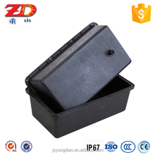 IP67 waterproof plastic battery box
