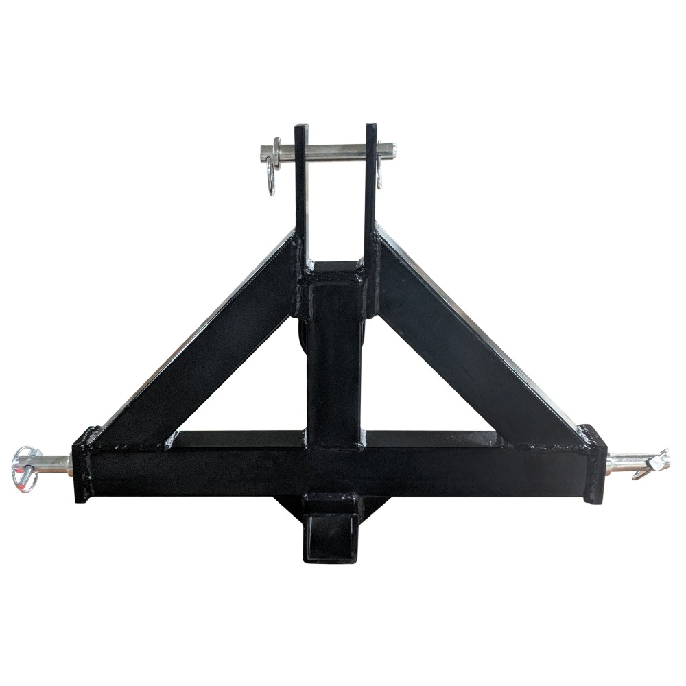 "Heavy Duty Category 1 3-Point 2"" Receiver Hitch 