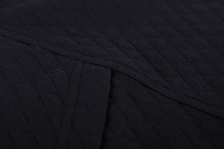 Wholesale Clothing Polyester Cotton Leisure Eco-Friendly Fleece Black Hoodie Oem With Zipper