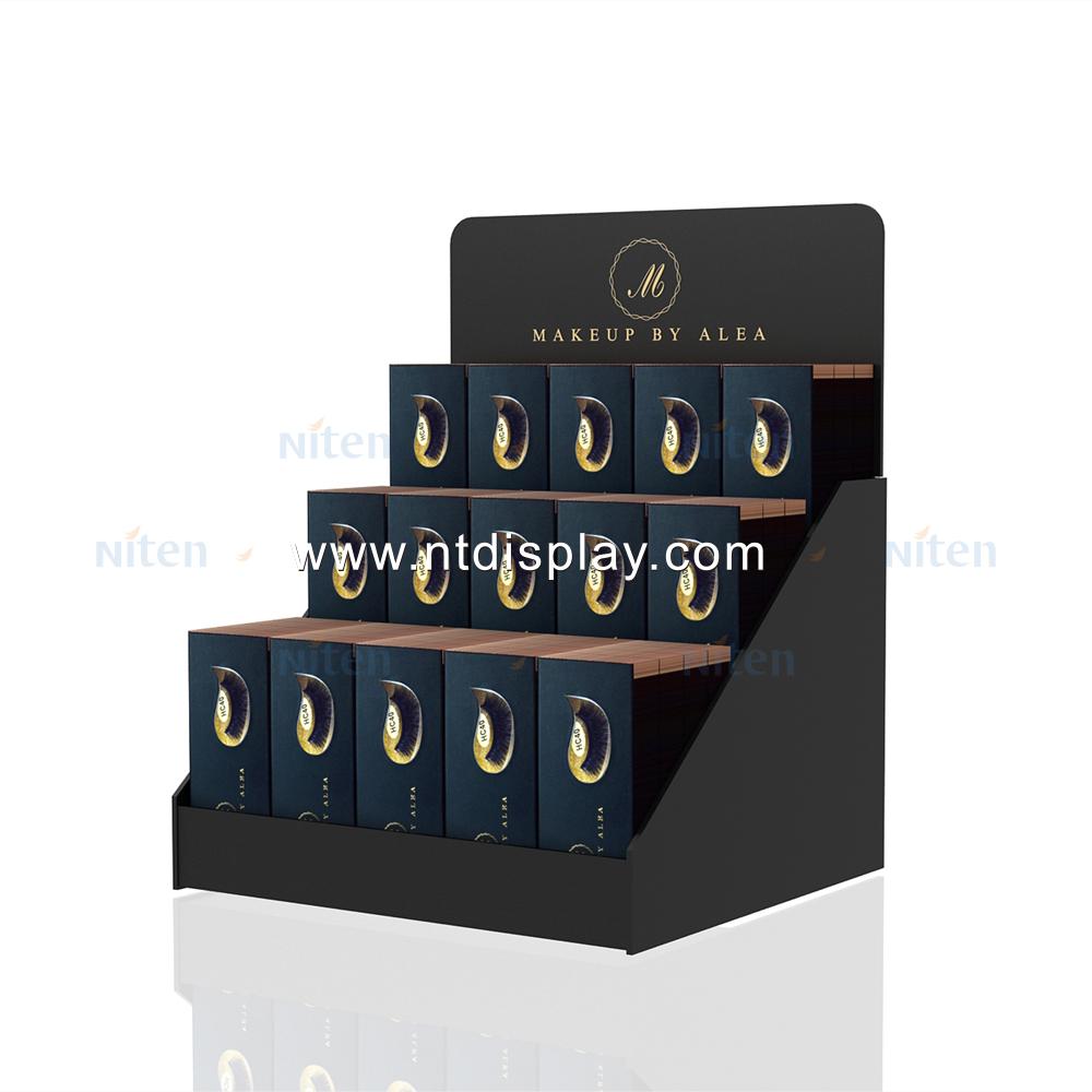Sıcak satış özelleştirilmiş kozmetik akrilik ekran standı