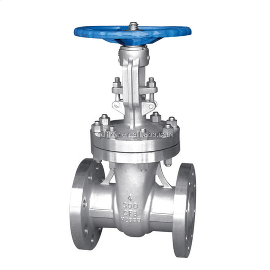 DIN Carbon Steel Bellows Seal Gate Valve