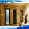 Quality Custom Clear Tempered Glass Residential Shower Doors Commerical Sauna Shower Doors