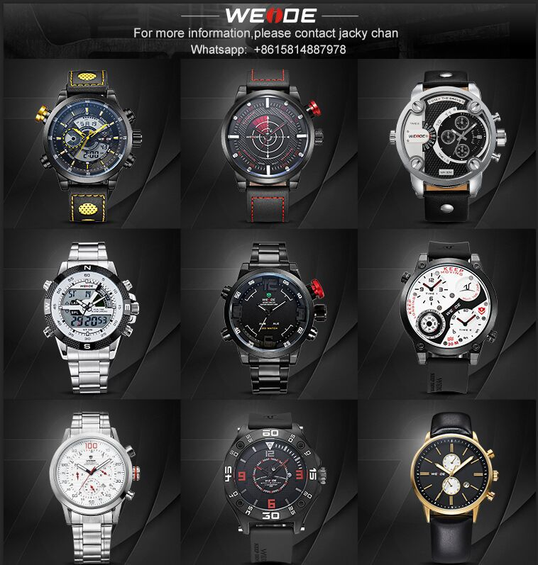 2015 Weide Quartz Watch,Singapore Movement Watches Japan Movt ...
