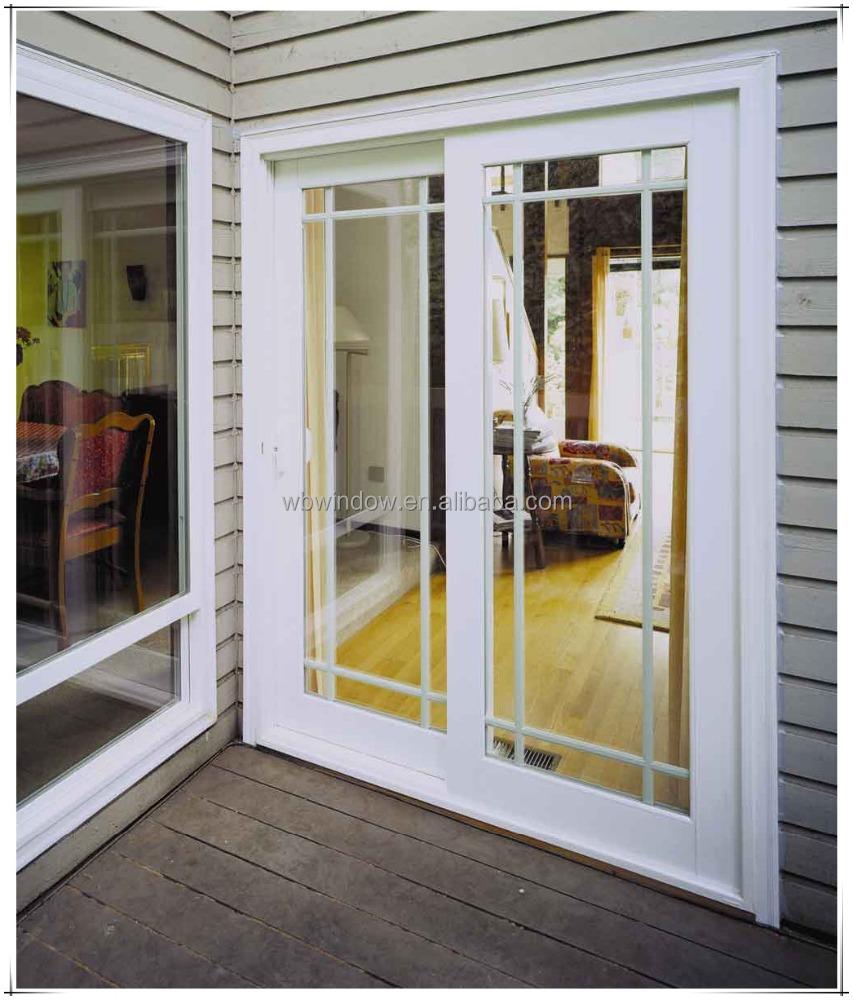 House Doors Design For Pvc Terraces Sliding Door With Accessories