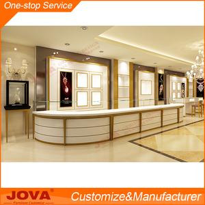 Jewellery Showroom Counter Design Jewellery Showroom Counter Design
