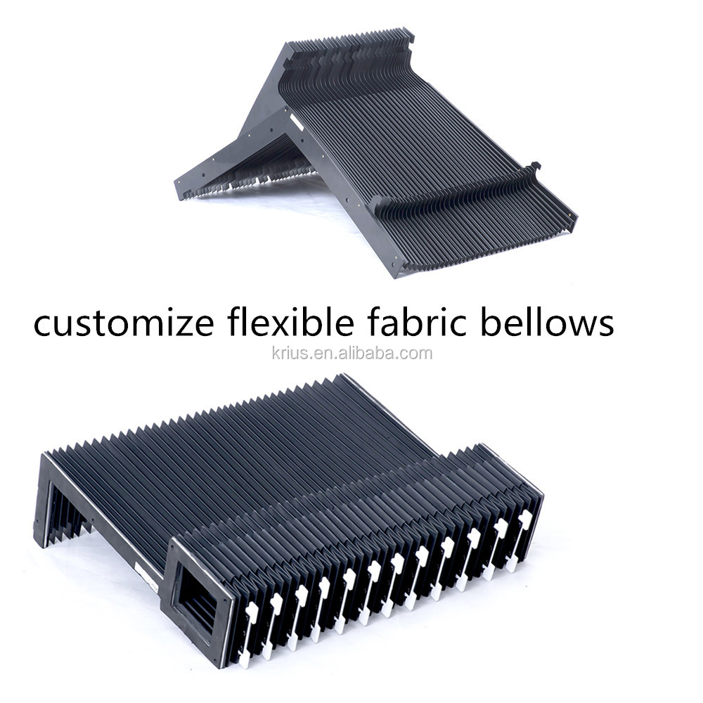 First Class Rubber Accordion Cover For Machine Buy