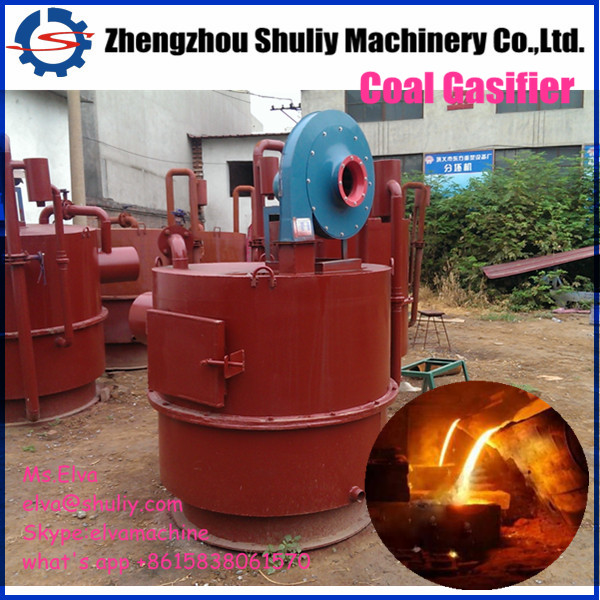 Brick Kiln Coal Gas Producer for Heating