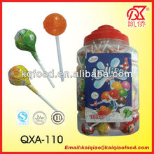 20g afrutado pop lollipop con la goma