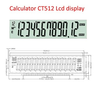 Diy led calculator (7 seven segment), 8 digit youtube.