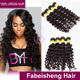 Definitely brings the WOW factor high quality loose wave brazilian cheap virgin malaysian hair