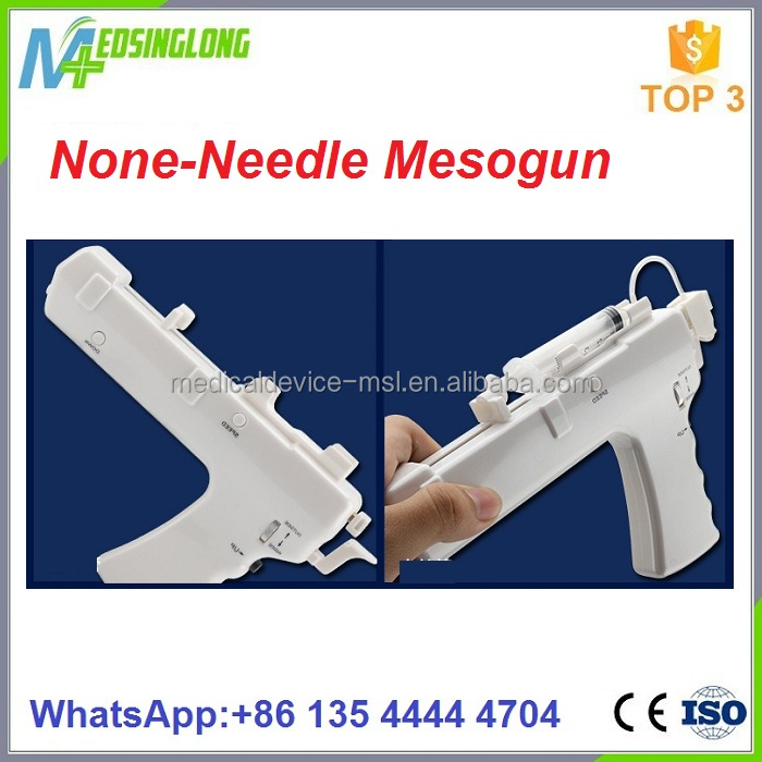 Moisturizing And Hydrating mini Needle free injection, Vanadium Titanium mesotherapy