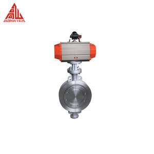 Metal Seal Butterfly Valve with Very Good Mechanical Properties