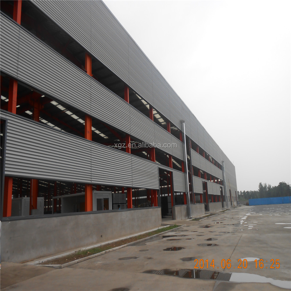 steel structure industrial shed storage metal buildings