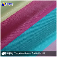 100% Polyester Dazzle Fabric,Tricot Fabric