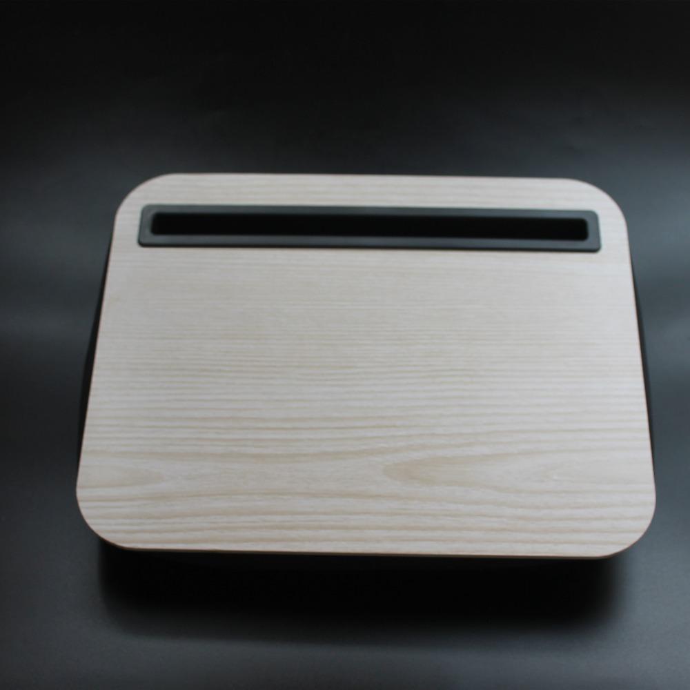 Nationalen design tragbare kissen laptop kissen tisch/holz runde schreibtisch für haushalt und bett