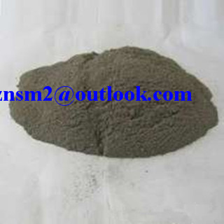 High level olivine sand ladle nozzle filling sand
