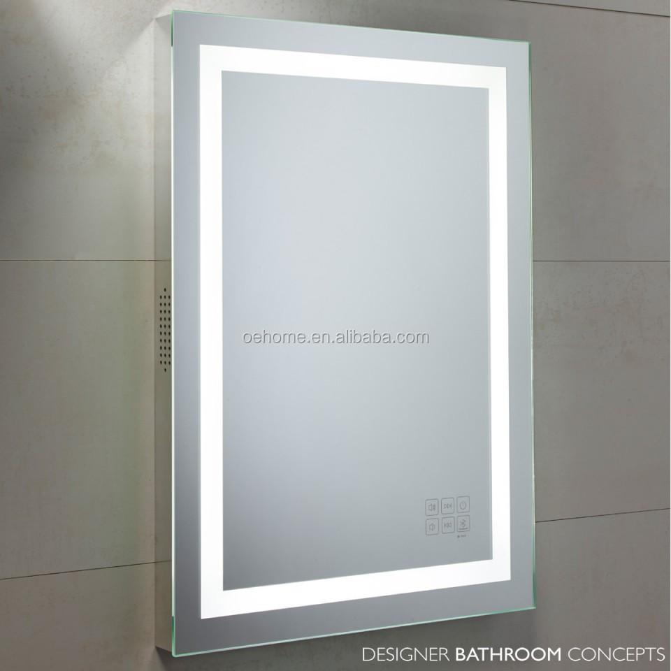 High Quality Waterproof Led Light Bathroom Sensor Magic Mirror ...