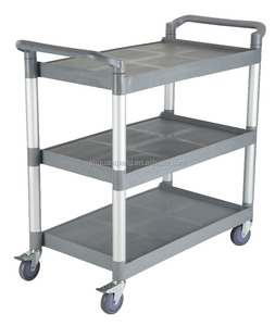 utility cart food trolley cart service cart for restaurant hotel hospital
