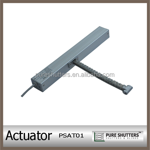 Remote controlled window chain Actuator
