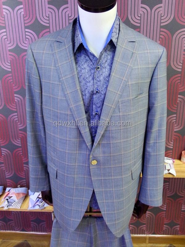 Factory Price Man Suit Wedding Man Business Suit Color Men Suit ...