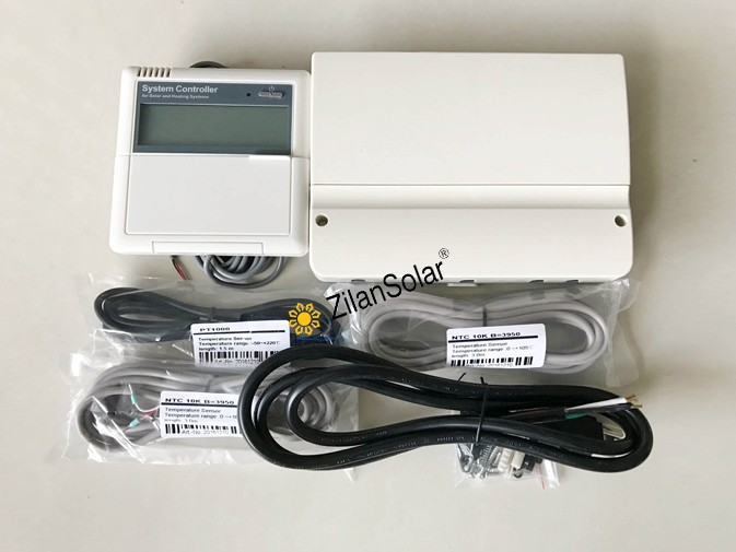 SR81 solar water heater controller for split solar water heater controller ,updated version of SR868C8 with more function