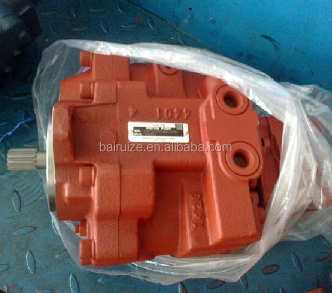 MITSUBISHI MM30SR excavator hydraulic pump ,NACHI PVD-1B-28L3DPS, PVD15B main pump