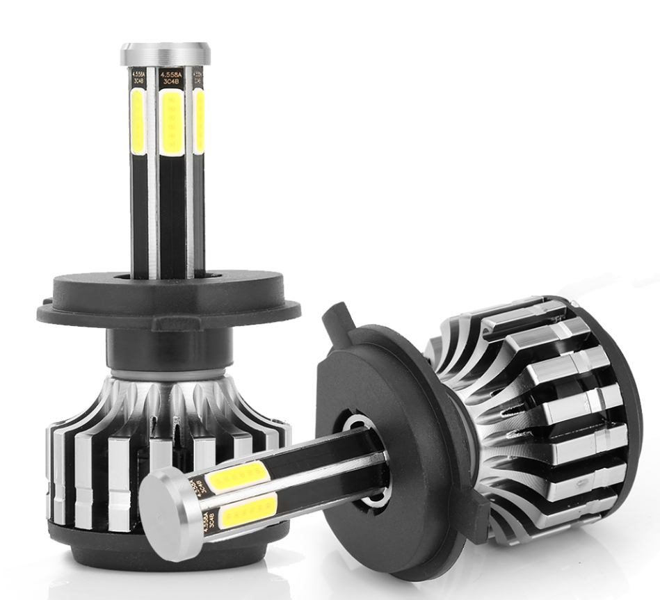 TACPRO Wholesale high power 6 sides <strong>COB</strong> X6S <strong>led</strong> <strong>headlight</strong>