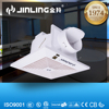 plastic / PP / ABS ceiling duct pip Bathroom Exhaust Fan