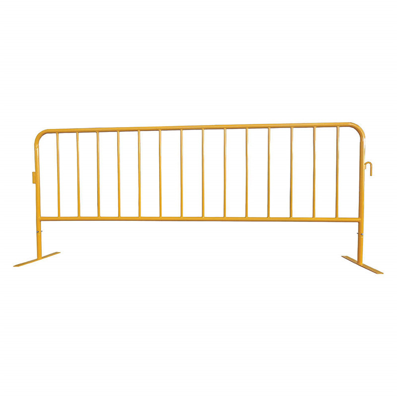 Portable barrier railing / crowd control barriers