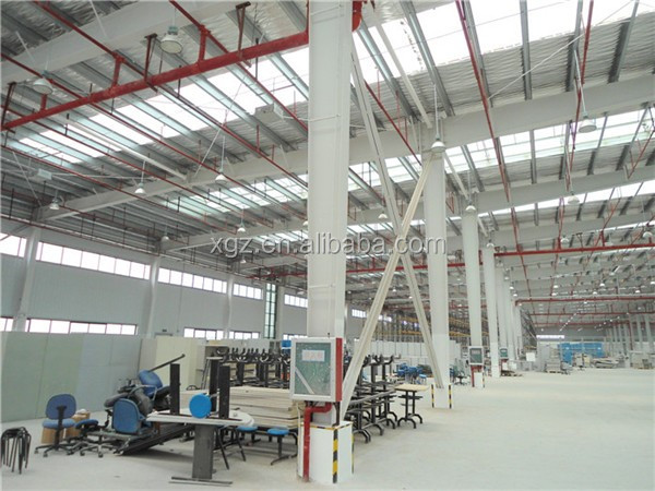 demountable industry steel structure workshop/steel structure warehouse