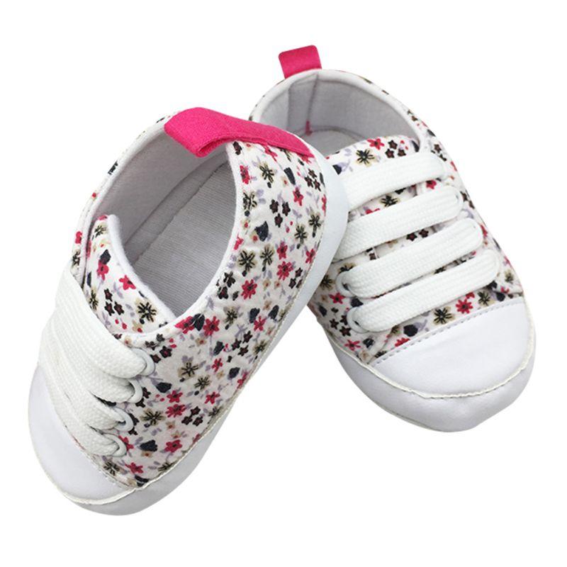 Crib Shoes Price White Ribbon
