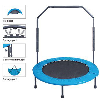 how to choose a good trampoline