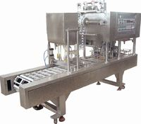 Cheaper factory price Silk tofu production line food making machine
