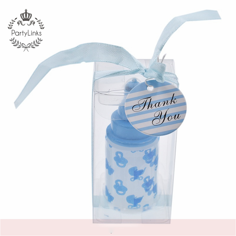 Baby Shower Candle Souvenirs For Baby Shower Giveaways Baby Shower Favors