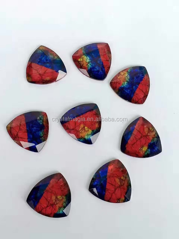 colorful flat back resin stones wholesale