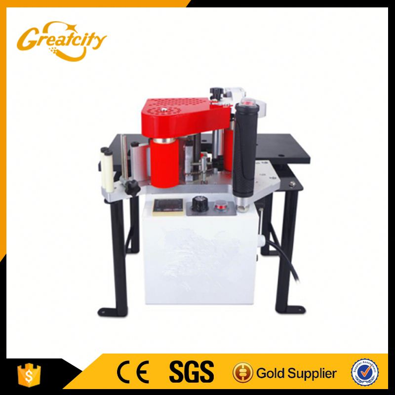 Wood Tools Model Manual Edge Banding Machine With CE Certification