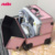 Roze kleur trolley case 1064nm 532nm Pigment tatoo removal laser machine